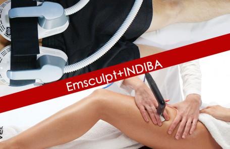 Emsculpt+INDIBA
